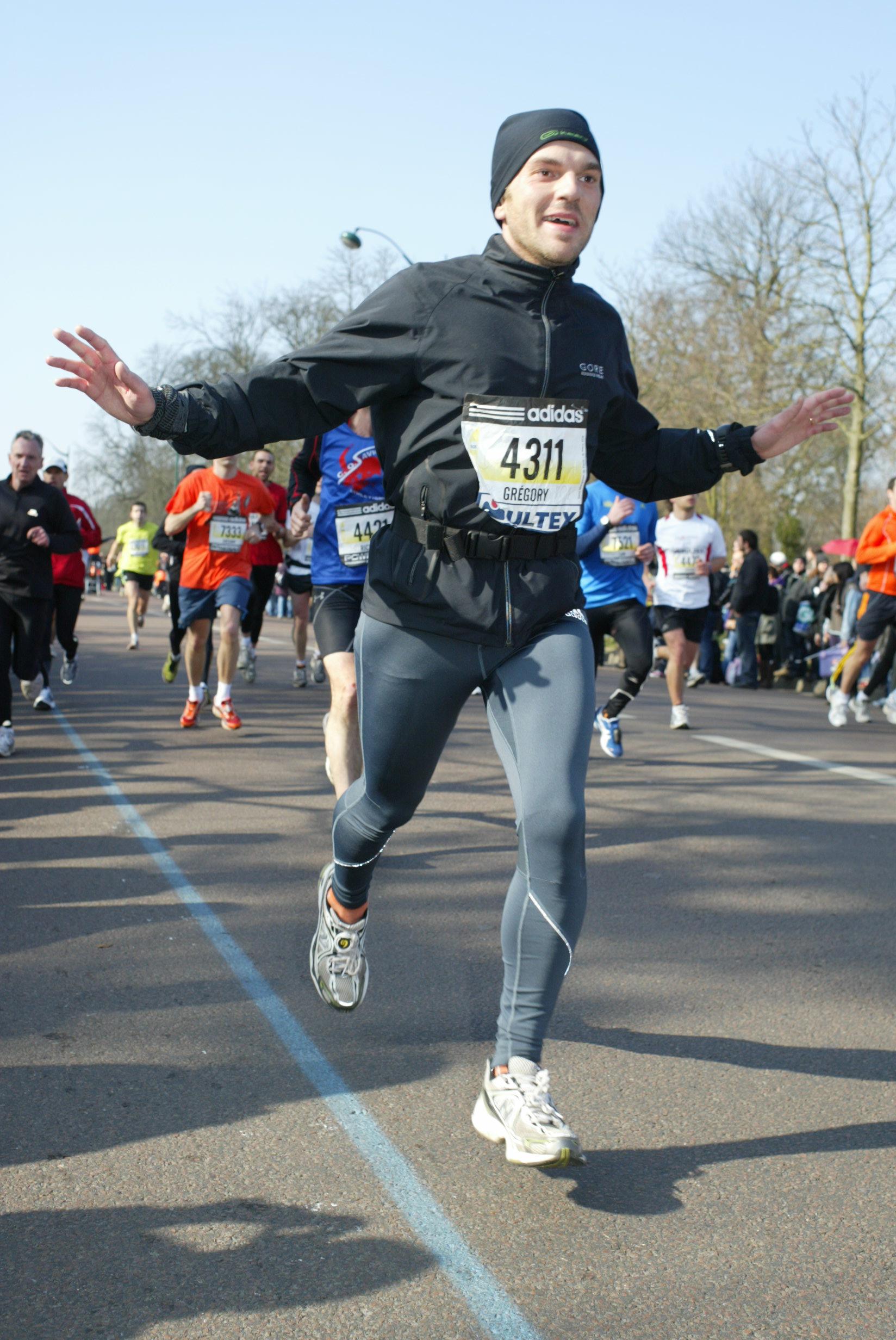 Greg-Runner