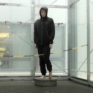 La cage à pluie Gore-Tex