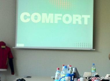 Gore-Tex: le confort avant tout