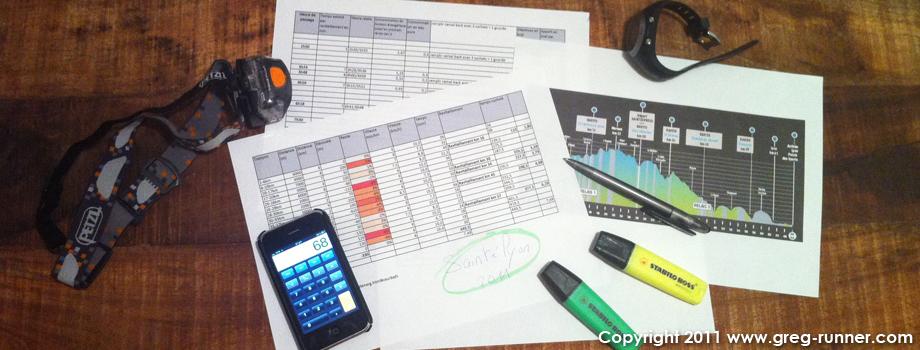 Saintélyon: Calculer son temps de course et sa vitesse