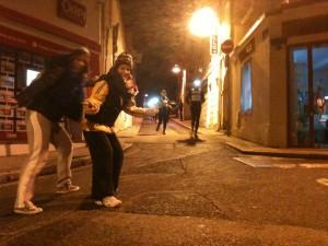 Saintélyon 2011: Supportrices