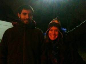 Saintélyon 2011: supporters