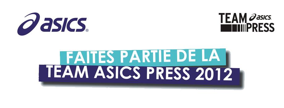 Team Asics Press