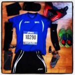 Equipement marathon de paris
