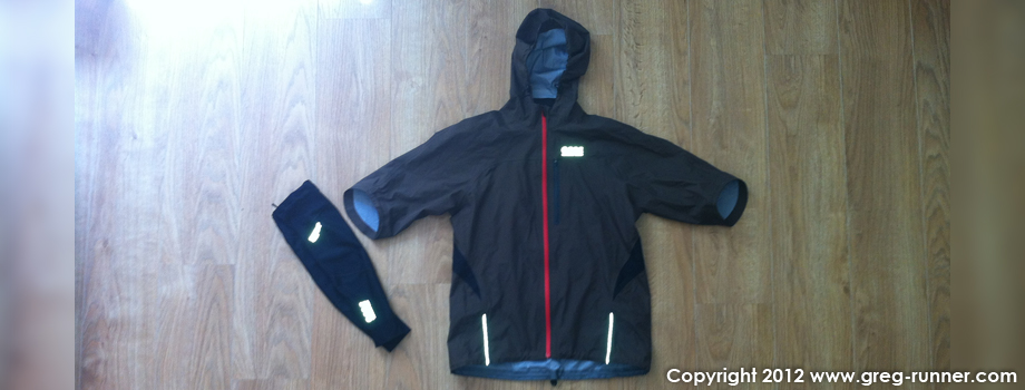 Veste Gore-Tex X-Running GT AS