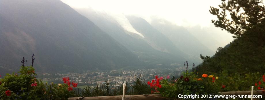 Chamonix-Mont-Blanc: vallée du trail