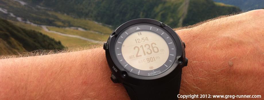 Montre GPS Suunto Ambit