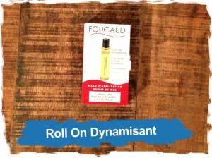 Foucaud: Roll-On Dynamisant