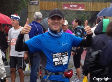 Marathon des villages 2012: recit de course