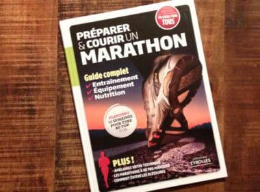 Livre: Préparer et courir un marathon