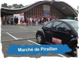 Marché de Piraillan