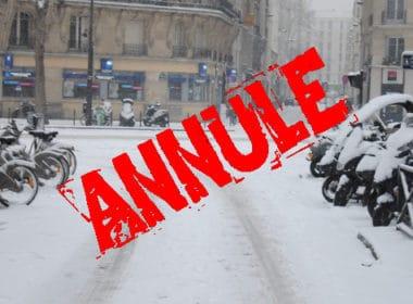 Paris Running Tour 2013: 10km du 14ème reporté