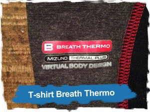 Mizuno: t-shirtBreath Thermo - Virtual Body Design