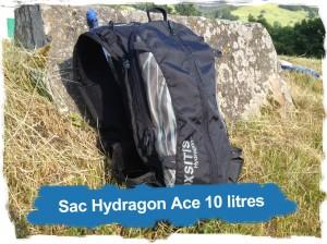 Sac Hydragon Ace 10 litres