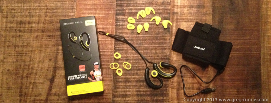 Casque Jabra Sport Wireless+