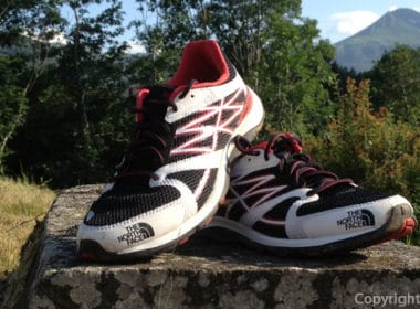 Test des chaussures Hyper-Track Guide de The North Face