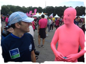 Pink-Runner et Greg-Runner