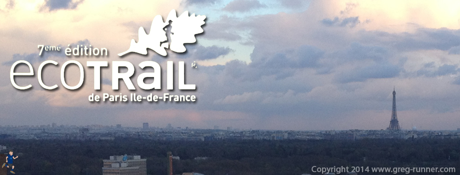 Ecotrail de Paris 2014