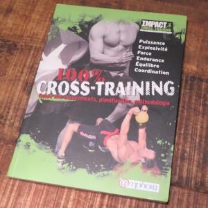 Livre Editions Amphora 100% Cross Training