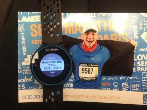 Record du semi-marathon de Paris 2014