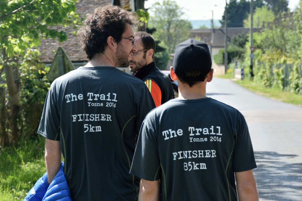 Promenade du lendemainde The Trail Yonne