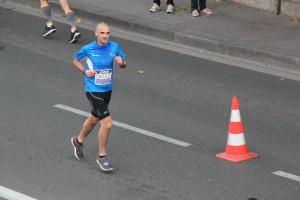 Ekiden de Paris 2014: relais 2