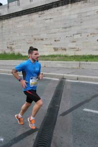 Ekiden de Paris 2014: relais 3