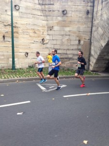 Ekiden de Paris 2014: relais 5