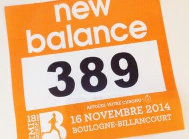 Semi-marathon de Boulogne-Billancourt