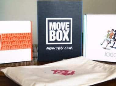 Running Box