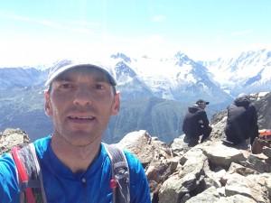80km du Mont Blanc