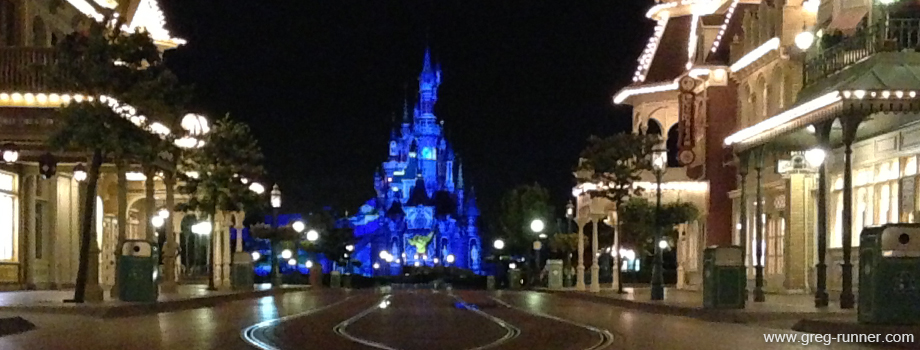 semi-marathon de Disneyland paris