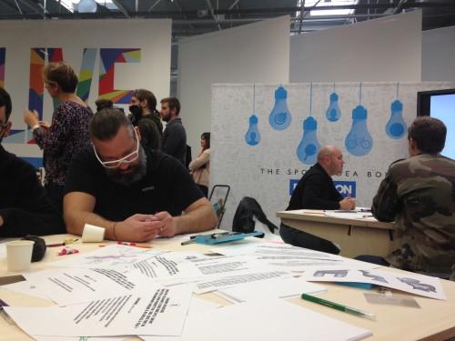 Décathlon Alive Brainstorming