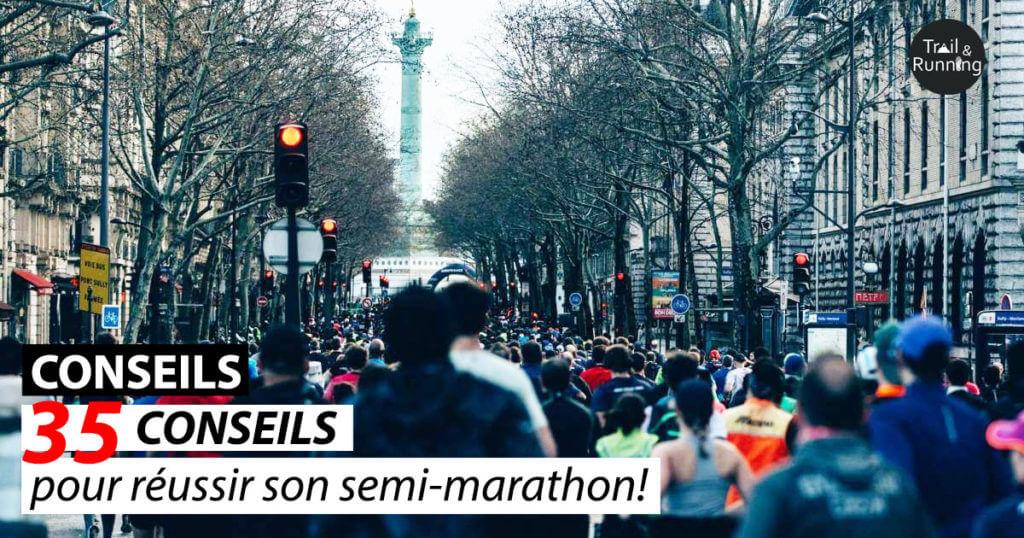 35 conseils pour réussir son semi-marathon