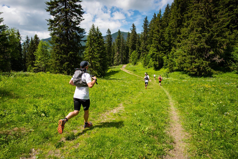 Les Portes du Soleil - Trail Running