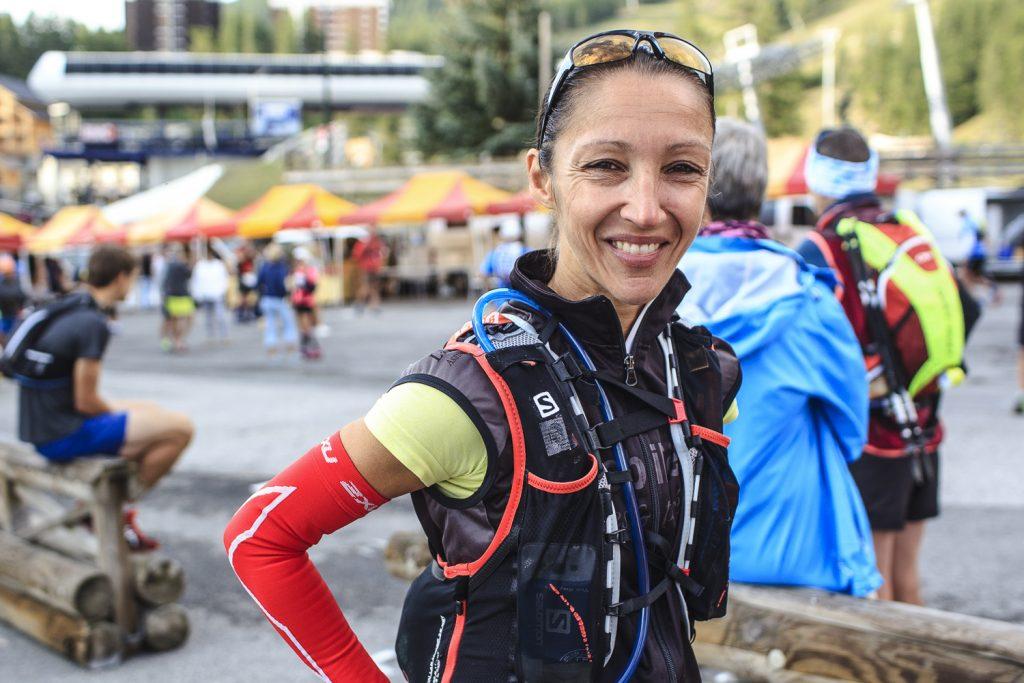 Vars Moutain Trail 2017: vainqueur Vanessa Armelao