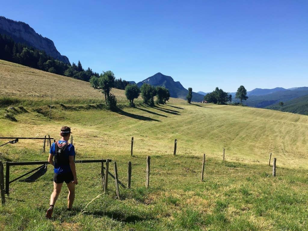 3 jours de trail