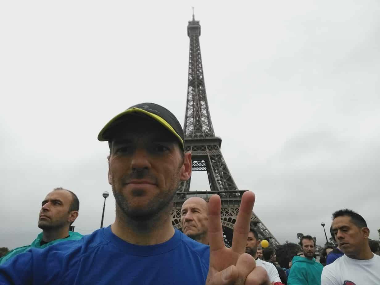 Prêt à en decoucre avec les 20km de Paris