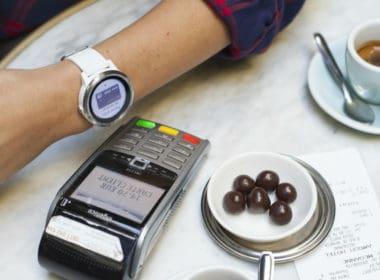 Garmin Pay Vivoactive