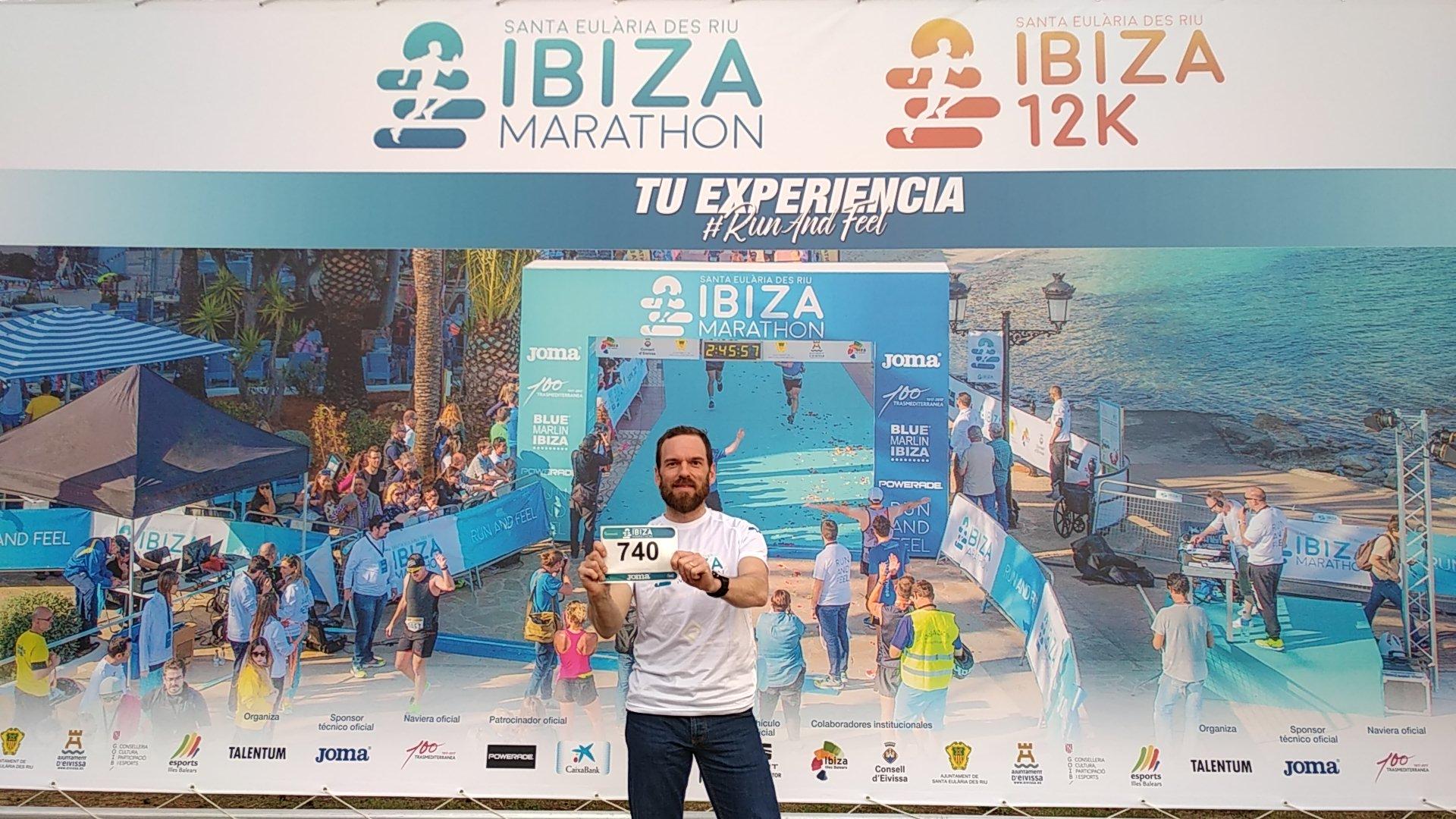 Marathon d'Ibiza 2018