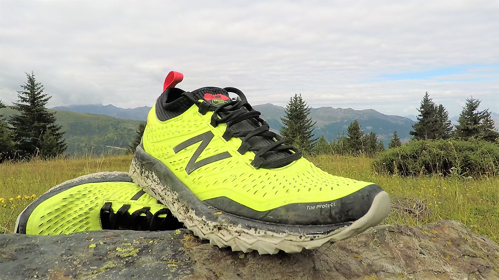 Test et avis sur la chaussure de trail New Balance Hierro V3