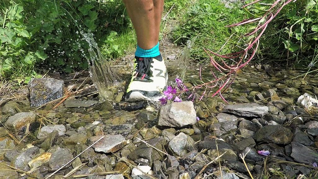 La chaussure Trail Running qui protège de l'humidité