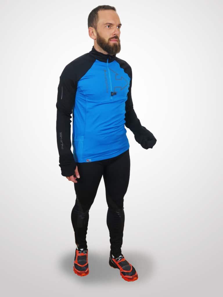 Tenue pour courir quand il fait froid: la tenue Raidlight, specialiste trail-running
