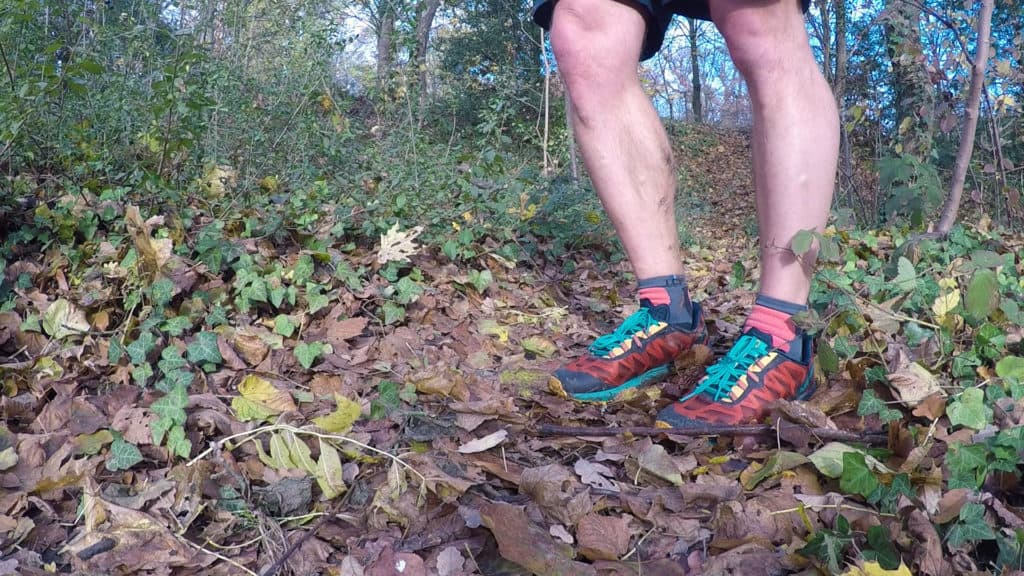 Test de la chaussure Trail running de Merrell: l'agility Synthesis Flex