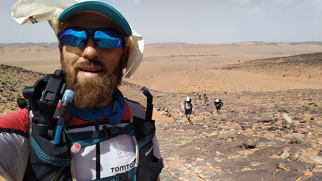 Marathon des sables: l'étape marathon