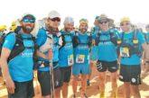 Marathon des Sables: Charity race - étape solidaire