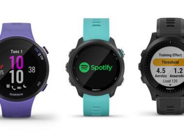 La nouvelle gamme de montres running GPS