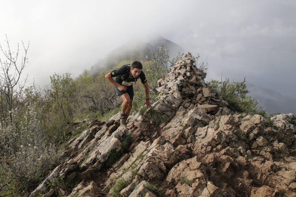 Adrien MICHAUD: vainqueur de la marathon-race 2019