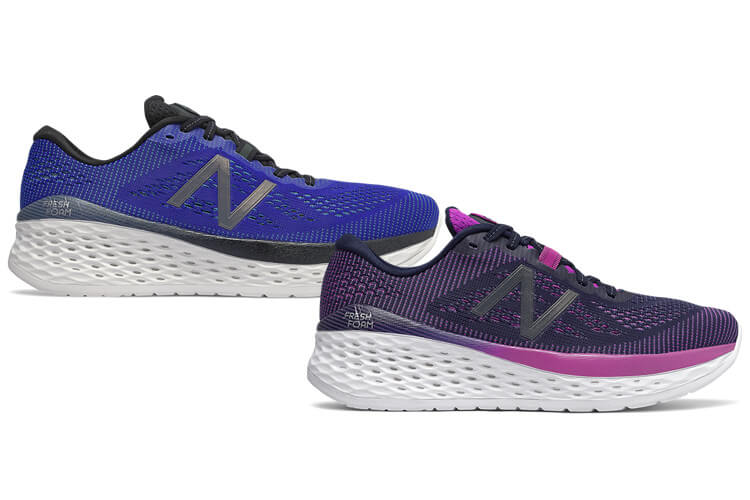 Chaussure running New Balance Fresh Foam More: une semelle oversize
