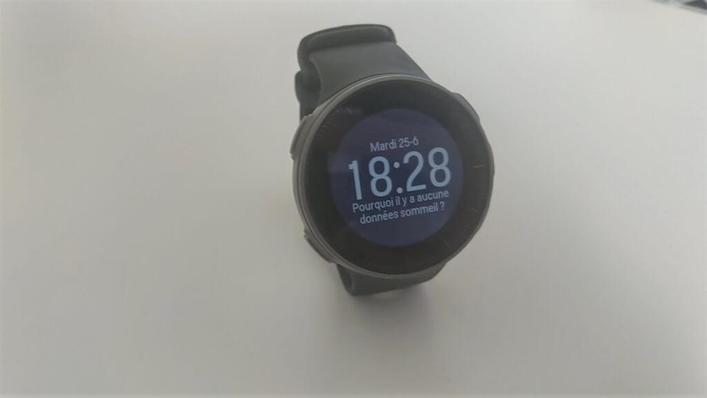 Polar Vantage V: la montre GPS de running